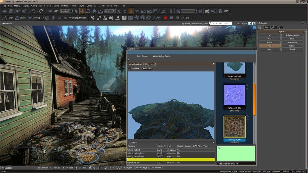 CryEngine 3 - Crytek veröffentlicht SDK