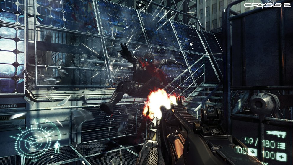 Crysis 2: Der PS Plus Titel im November
