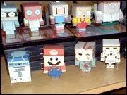 Cubeecraft - Das sind Eure Figuren!