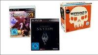 Cyber Monday - Skyrim, Resistance 3, Warhammer und weitere Spiele im Angebot bei Amazon
