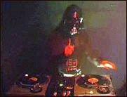 Darth Vader festgenommen