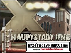 Das Intel Friday Night Game #3 in Berlin