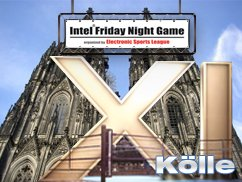 Das Intel Friday Night Game #5 in Köln