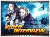 Das Kabinett des Dr. Parnassus - Video-Interview mit den Schauspielern