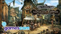 Das Schwarze Auge: Satinavs Ketten - Gamescom Kurzcheck