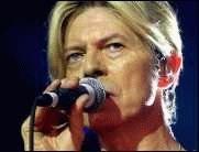 David Bowie bekam Lolli ins Auge! - Lolli steckte in David Bowies Auge!