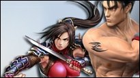 David in Dubai - Neues von Soul Calibur 5, Inversion, Tekken und Co.