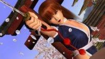Dead or Alive Dimensions - Kasumis Schenkel zu heiß für die USA
