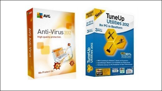 Deal - AVG Anti Virus und TuneUp Utilities im Bundle