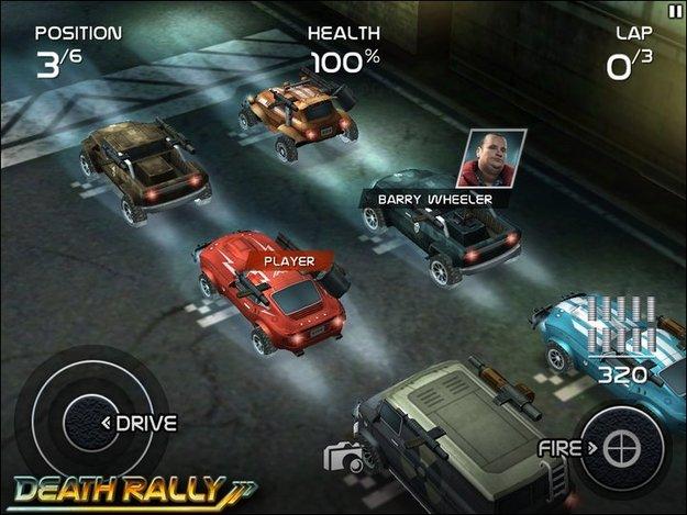Death Rally: Kommt im März auch für Android