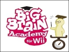 Denk, denk, denk! Big Brain Academy für Wii!