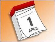 Der 1. April im Netz