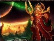Der Druide und Schurke in der Arena