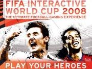 Der FIFA Interactive World Cup 2008 am Start