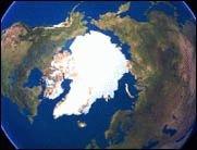Der Nordpol ohne Eis