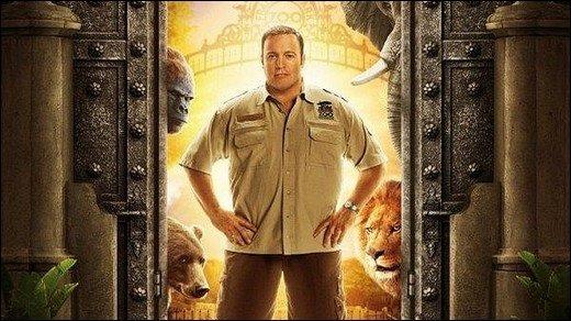Der Zoowärter: Kinokritik - Kevin James und sprechende Tiere - eine pfundige Verbindung?