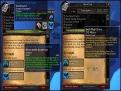 Details zur Quest für die epische Flugform der Druiden