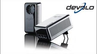 devolo dLAN home Multi connect Set - Powerline-Adapter mit WiFi-Komponente