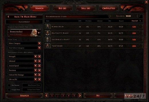 Diablo 3 - Auktionshaus doch nur aus Profitgründen?