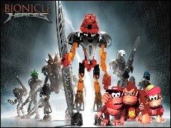 Die Bionicle Heroes erobern die Wii