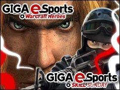 Die bunte Sonntags-Mischung bei GIGA eSports