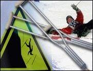 Die gefährlichsten Sportarten der Welt! - Gerade war das Bein noch ganz - Die gefährlichsten Sportarten der Welt!
