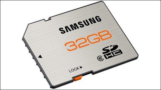 Die Outdoor-Speicherkarte - Samsung Class 10 mit robuster Aluminium-Hülle