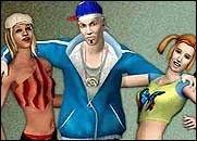 Die Sims brechen aus für das N-Gage: Basteln, was das Zeug hält