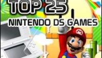 Die Top 25 Nintendo DS-Spiele - Hier gibt es die Besten der Besten für Nintendos DS