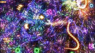 Die verrücktesten Spiele aller Zeiten - Geometry Wars Retro Evolved²