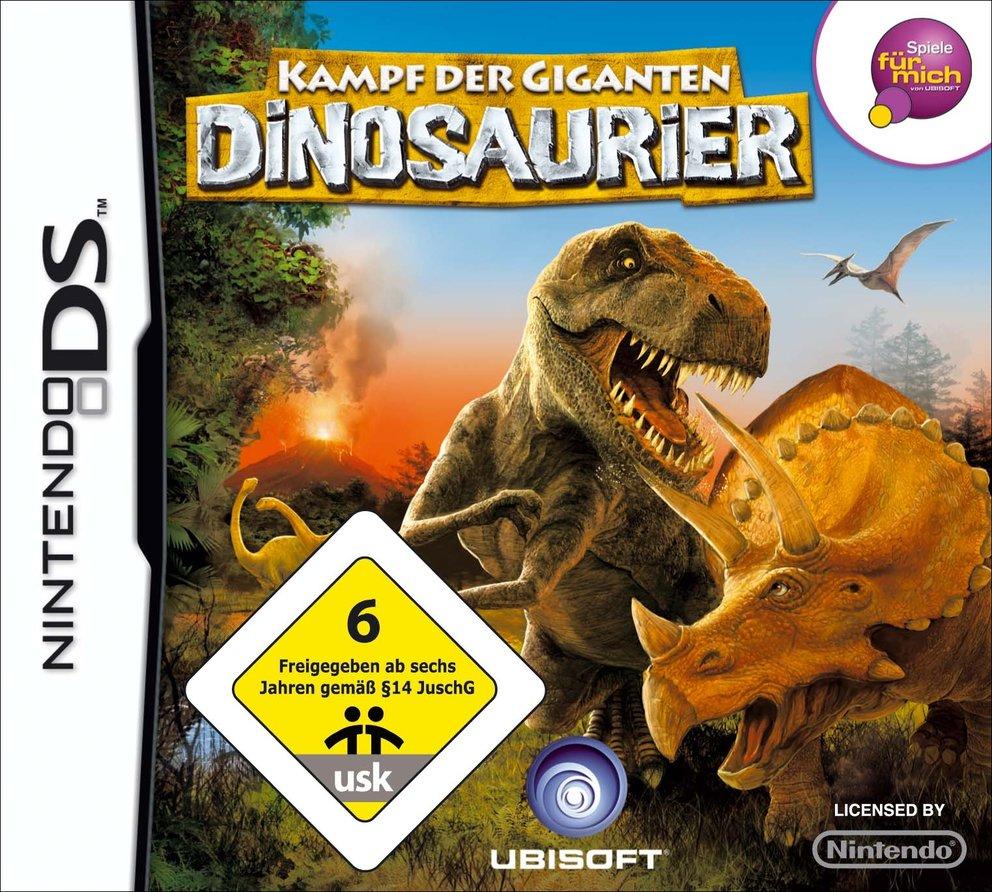 Dinosaurier - Kampf der Giganten