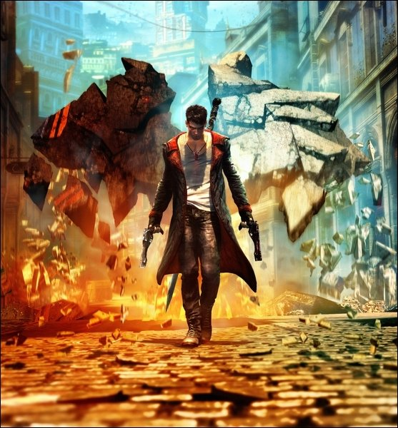DMC - Devil May Cry Reboot im Gamescom-Trailer