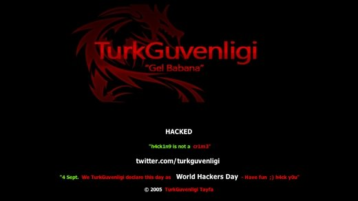 DNS-Hacks - Türkische Hackergruppe leitet Nutzer um