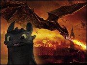 Drachen in Hollywood - Die ledrigen Feuerspeier für den Filmabend