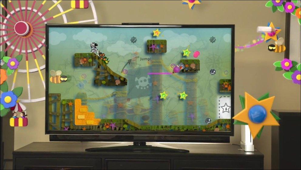 Drawsome Tablet - Ubisoft stellt sein Zeichentablet für die Wii vor