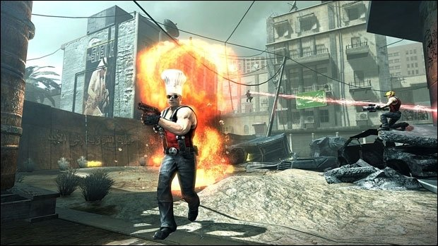 Duke Nukem Forever - Ersten DLC gibts nächste Woche