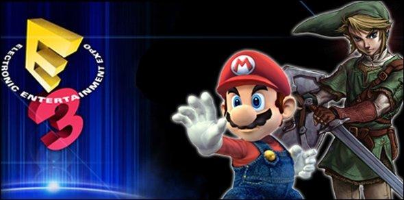 E3 2011 - Nintendos Pressekonferenz im Live-Blog!