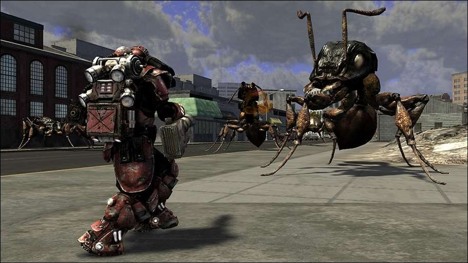 Earth Defense Force: Insect Armageddon - DLCs bringen euch neue Waffen