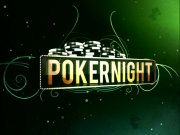Ein neues Gesicht in der Pokernight