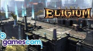 Eligium - der Auserwählte - Gamescom Kurzcheck