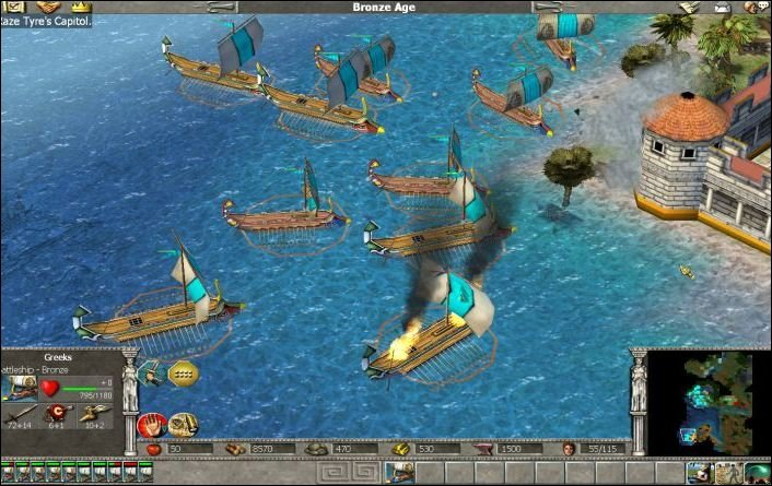 Empire Earth: Gold Edition - Derzeit kostenlos auf GOG