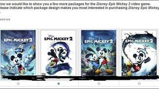 Epic Mickey 2 - Angeblich für PS3, Xbox 360 und Wii in Entwicklung