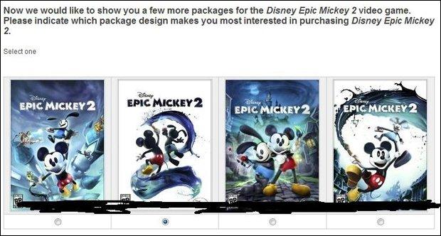 Epic Mickey 2 - Kommt angeblich im Herbst 2012