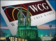 Eröffnungsveranstaltung der World Cyber Games 2008