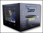 Erster SFF mit PCIe und DDR2!