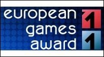 European Games Award - Minecraft allein 5 Mal nominiert