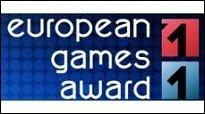 European Games Award - Minecraft allein 5 Mal nominiert