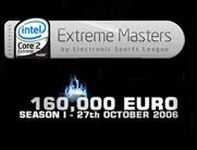 Extreme Masters ohne NightWOlf