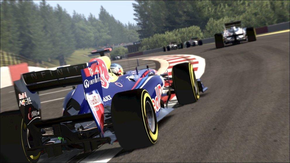 F1 2011 - Vita-Version ist kein Konsolenport