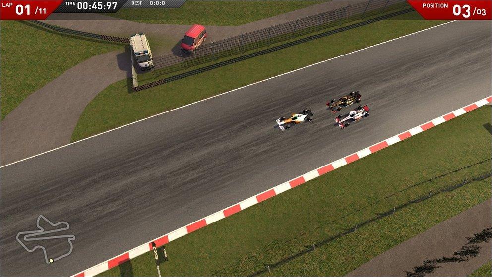 F1 Online: The Game - Codemasters präsentiert free-to-play Rennspiel